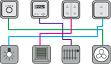 KNX 專用電源供應器確保現代建築之正常運作